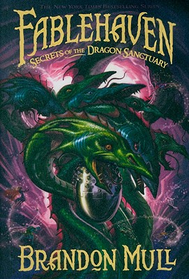 Fablehaven: Secrets of the Dragon Sanctuary, Brandon Mull