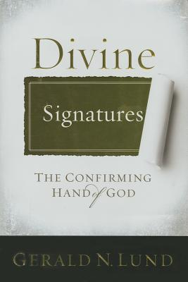 Image for Divine Signatures - the Confirming Hand of God