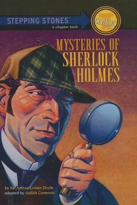 Image for Mysteries of Sherlock Holmes (Stepping Stone Book Classics)
