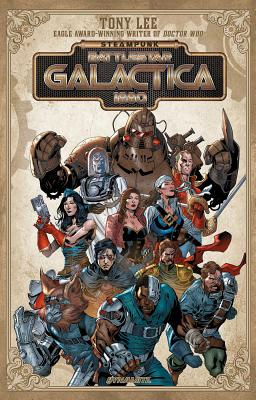 Image for STEAMPUNK BATTLESTAR GALACTICA 1880