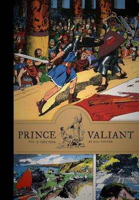 Prince Valiant, Vol. 9: 1953-1954, Hal Foster