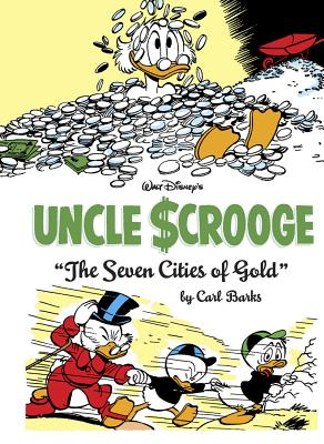 "Image for WALT DISNEY'S UNCLE SCROOGE ""THE SEVEN CITIES OF GOLD"""