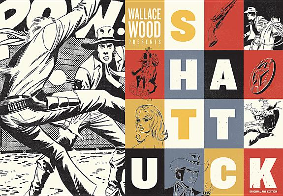 Image for WALLACE WOOD PRESENTS SHATTUCK