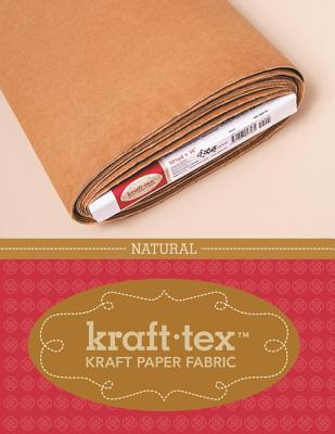 Kraft-Tex Kraft Paper Fabric 19x10yd-Natural, C&t Publishing,Not Available (Na),C & t Publishing (COR)
