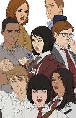 Morning Glories Deluxe Volume 2 (Morning Glories Deluxe Edition), Spencer, Nick