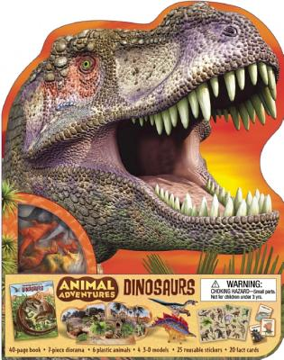 Image for Animal Adventures: Dinosaurs