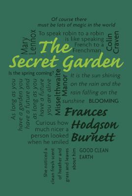 The Secret Garden (Word Cloud Classics), Burnett, Frances Hodgson