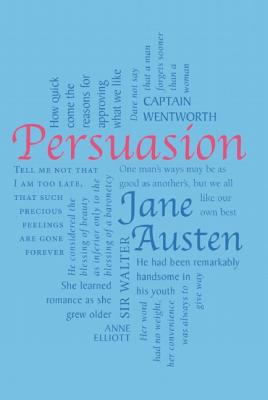 Persuasion (Word Cloud Classics), Austen, Jane
