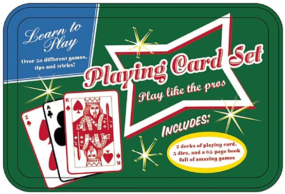 Playing Card Set (Retro Tins)