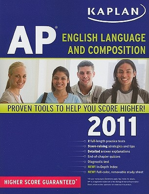 Kaplan AP English Language and Composition 2011 (Kaplan AP English Language & Composition), Denise Pivarnik-Nova (Author)