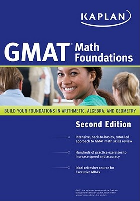 Kaplan GMAT Math Foundations, Kaplan (Author)