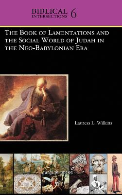 Image for Book Of Lamentations And The Social World Of Judah