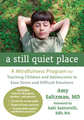 Image for A Still Quiet Place: A Mindfulness Program for Teaching Children and Adolescents to Ease Stress and Difficult Emotions