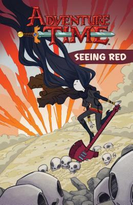 Image for Adventure Time Vol. 3: Seeing Red