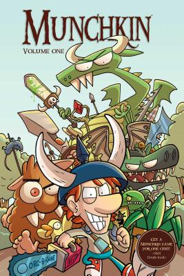 Image for Munchkin Vol. 1