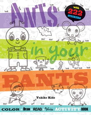 Image for Ants in Your Pants: A Read-And-Learn Coloring Book