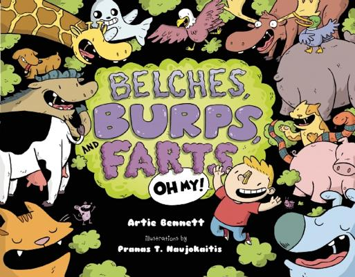 Image for Belches, Burps, and Farts-Oh My!
