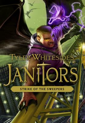 Image for Janitors, Book 4: Strike of the Sweepers