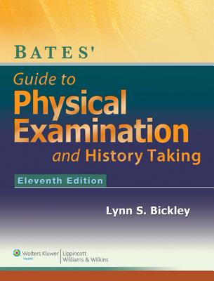 Image for Bates' Guide to Physical Examination and History-Taking - Eleventh Edition