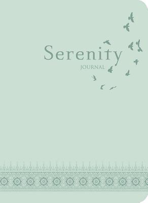Image for Serenity Journal Blue Leatherlike