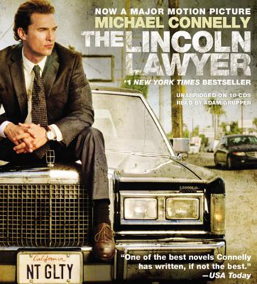 Image for LINCOLN LAWYER UNABRIDGED ON 10 CDS