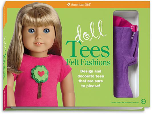 Image for Doll Tees Felt Fashions (Revised) (American Girl)