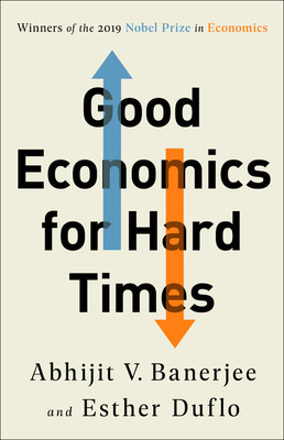 Image for Good Economics for Hard Times