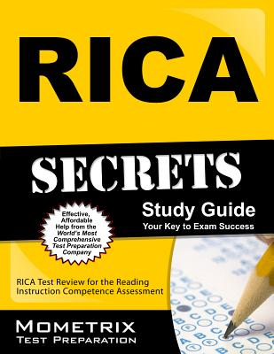 Image for RICA Secrets Study Guide: RICA Test Review for the Reading Instruction Competence Assessment