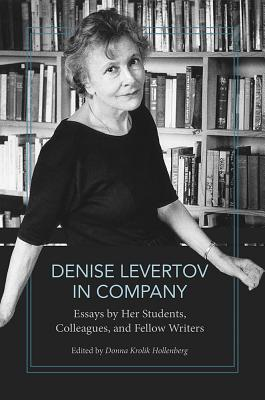 Image for Denise Levertov in Company: Essays by Her Students, Colleagues, and Fellow Writers