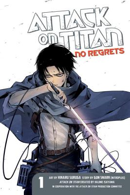 Image for 1 Attack on Titan: No Regrets