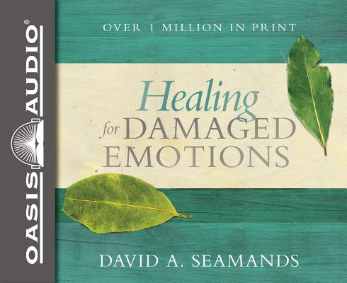 Image for Healing for Damaged Emotions - unabridged audio book on CD