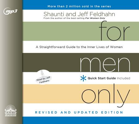 Image for The 5 Love Languages for Men - unabridged audio book on MP3-CD