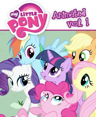 Image for My Little Pony: The Magic Begins (MLP Episode Adaptations)
