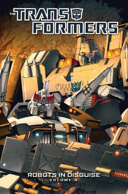 Image for Transformers: Robots In Disguise Volume 4