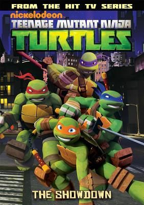 Image for Teenage Mutant Ninja Turtles Animated Volume 3: The Showdown (TMNT Animated Adaptation)