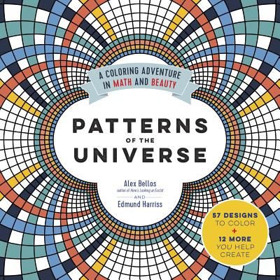 Image for Patterns of the Universe: A Coloring Adventure in Math and Beauty