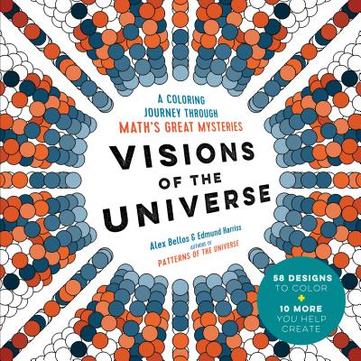 Image for Visions of the Universe: A Coloring Journey Through Math's Great Mysteries