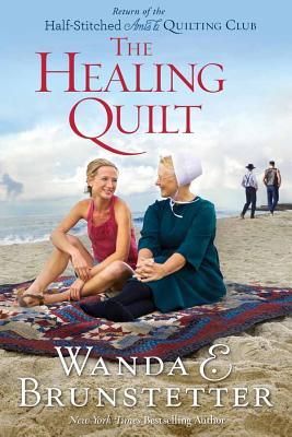 Image for THE HEALING QUILT