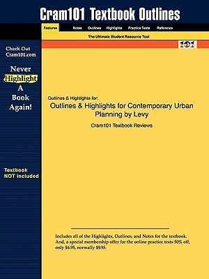 Image for Outlines & Highlights for Contemporary Urban Planning by Levy