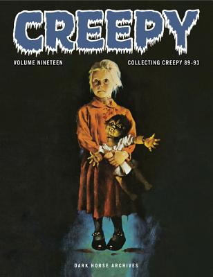 Image for CREEPY ARCHIVES 19 (#'S 89-93)