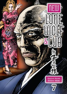 Image for New Lone Wolf and Cub Volume 7