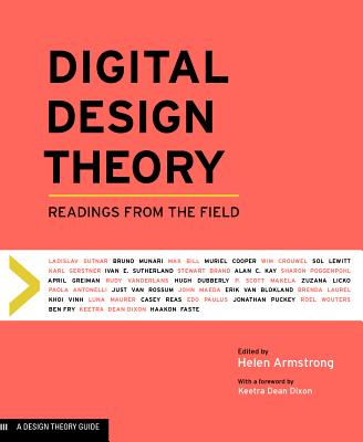 Image for Digital Design Theory: Readings from the Field (Design Briefs)