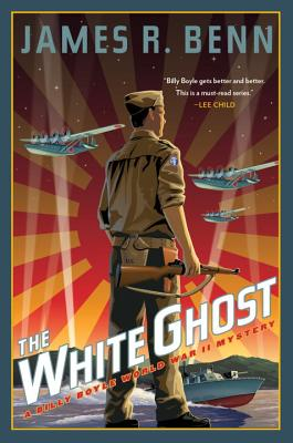 Image for WHITE GHOST, THE : A BILLY BOYLE WORLD WAR II MYSTERY