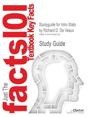 Image for Studyguide For Intro Stats By Veaux