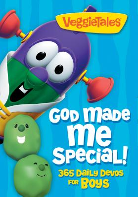 Image for God Made Me Special! For Boys (Veggietales)