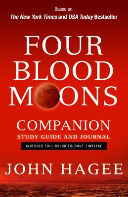 Image for Four Blood Moons Companion Study Guide and Journal: Includes Full-Color Foldout Timeline