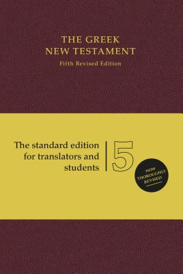 Image for Greek New Testament-FL (Greek and English Edition)