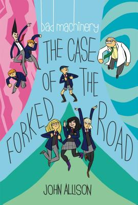 Image for Bad Machinery Vol. 7: The Case of the Forked Road (7)