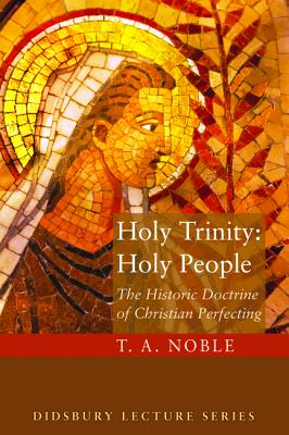 Image for Holy Trinity: Holy People: The Theology of Christian Perfecting (The Didsbury Lectures)