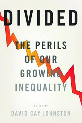 Image for DIVIDED: The Perils of Our Growing Inequality